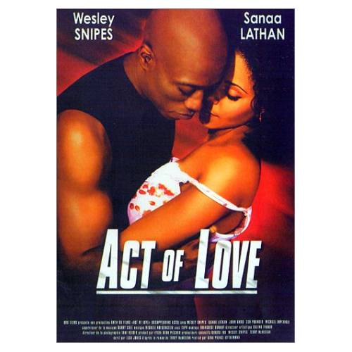 DVD - Act of Love