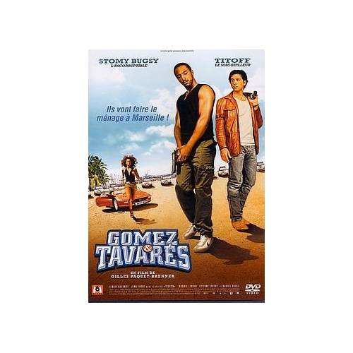 DVD - Gomez & Tavarès