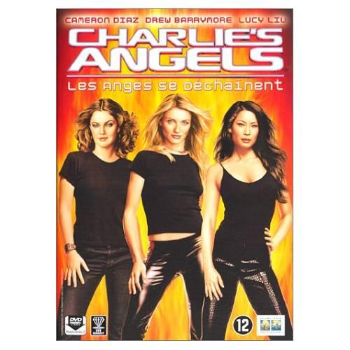 DVD - Charlie et ses drôles de dames