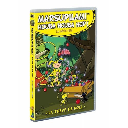 DVD - Marsupilami - Houba Houba Hop ! Vol. 6 : La trêve de Noël