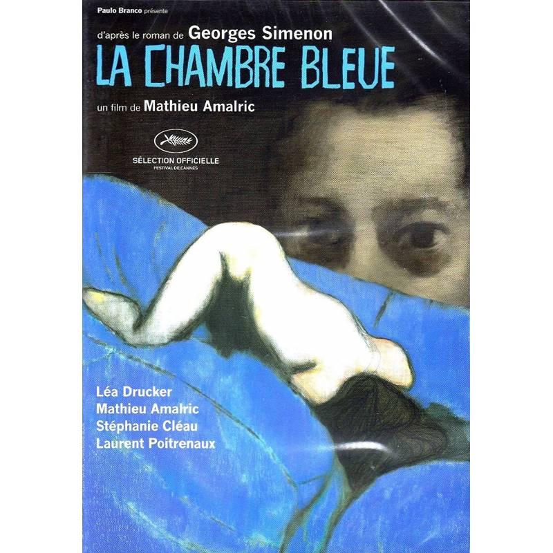 DVD - La chambre bleue