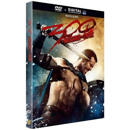 300 : la naissance d'un empire [DVD + Copie digitale]