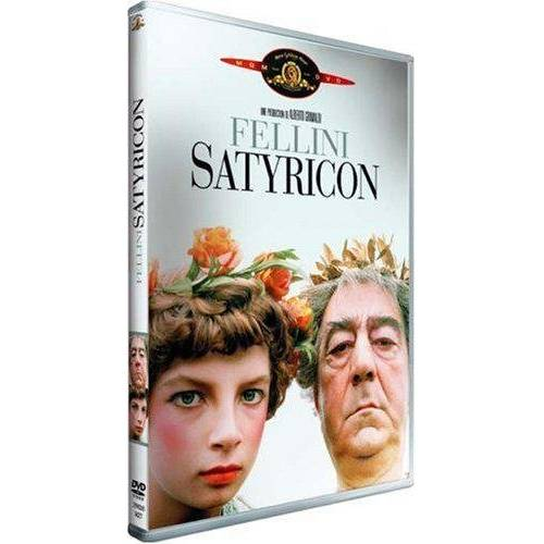 DVD - Fellini - Satyricon