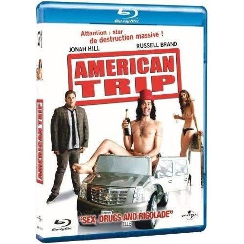 Blu-ray - American Trip