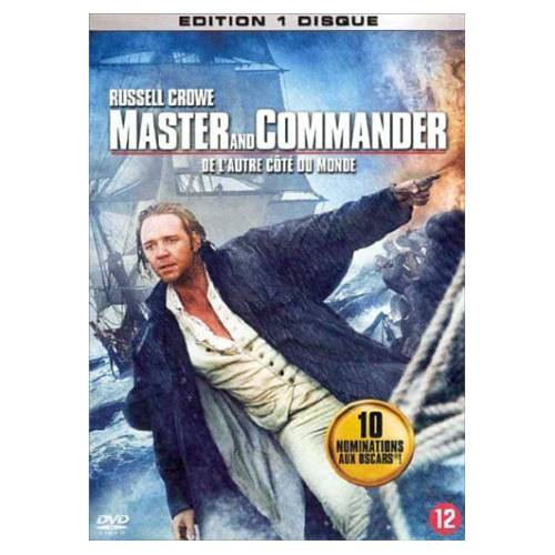 DVD - Master and Commander, de l'autre côté du monde (Édition simple)