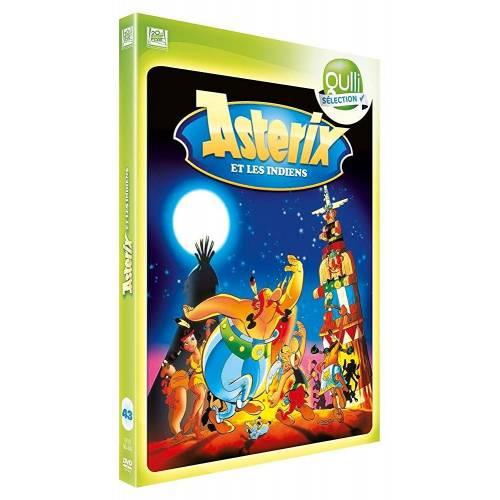 DVD - Astérix et les indiens