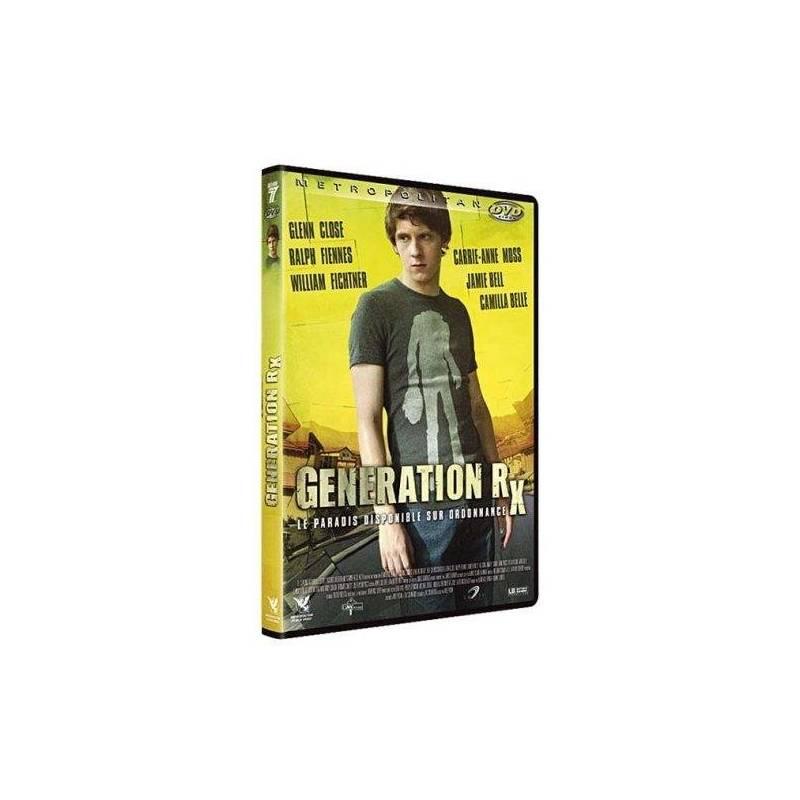 DVD - Generation rx