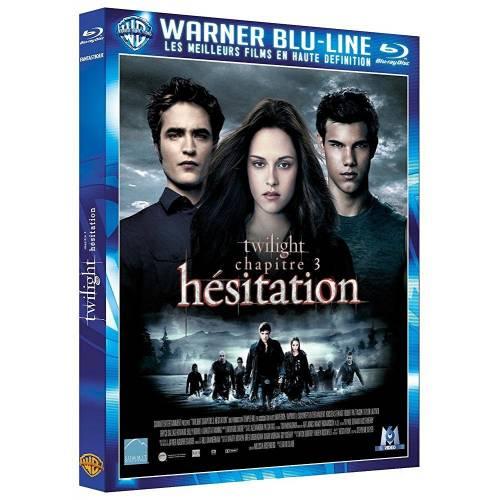 Blu-ray - Twilight - chapitre 3 : Hésitation