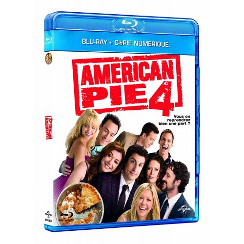 American Pie 4 [Blu-ray + Copie digitale]