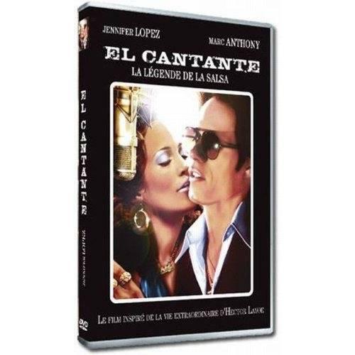 DVD - El cantante