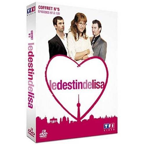 DVD - Le Destin de Lisa - Coffret N°05