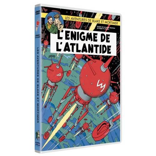 DVD - Blake et Mortimer - L'énigme de l'Atlantide