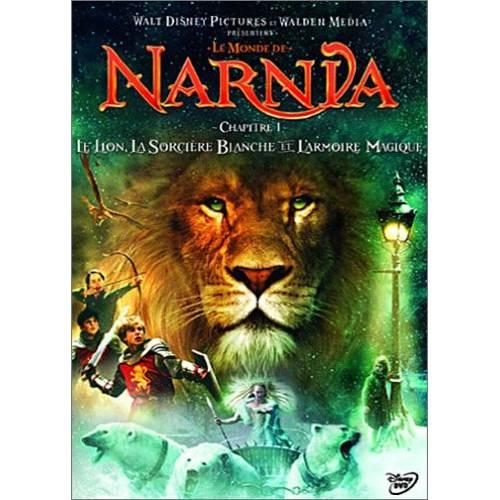 DVD - Le Monde de Narnia, Chapitre I : Le lion, la sorcière blanche et l'armoire magique