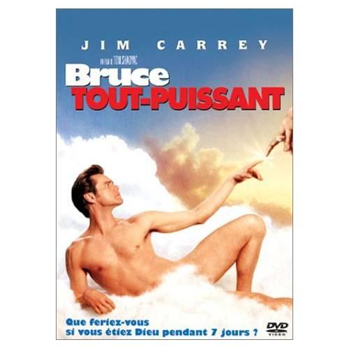 DVD - Bruce tout-puissant