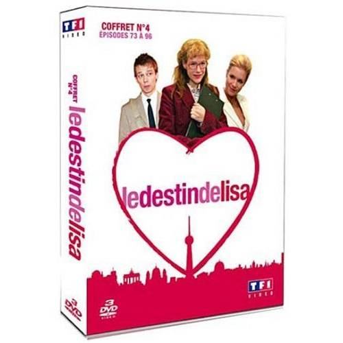 DVD - Le Destin de Lisa - Coffret N°04