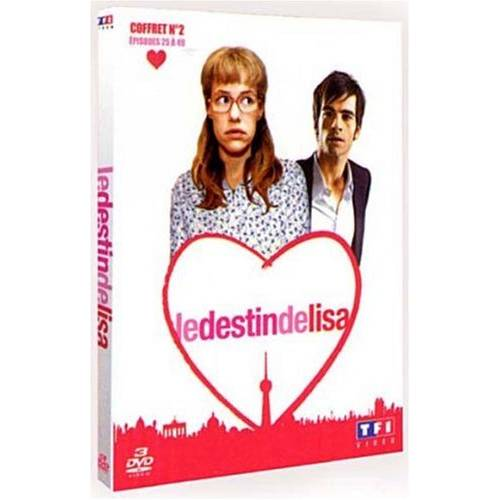 DVD - Le Destin de Lisa - Coffret N°02
