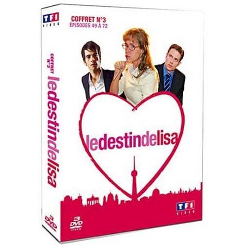 DVD - Le Destin de Lisa - Coffret N°03