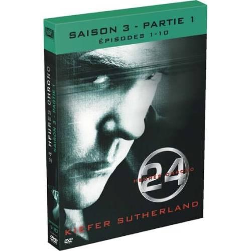 DVD - 24 heures chrono - Saison 3A