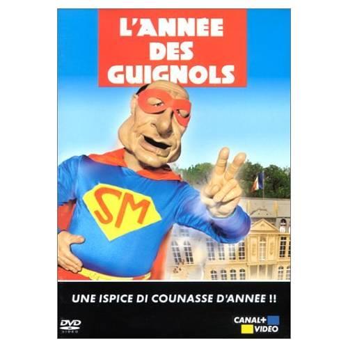 DVD - L'Année des guignols 2001/2002 : Une ispice di counasse d'année !!