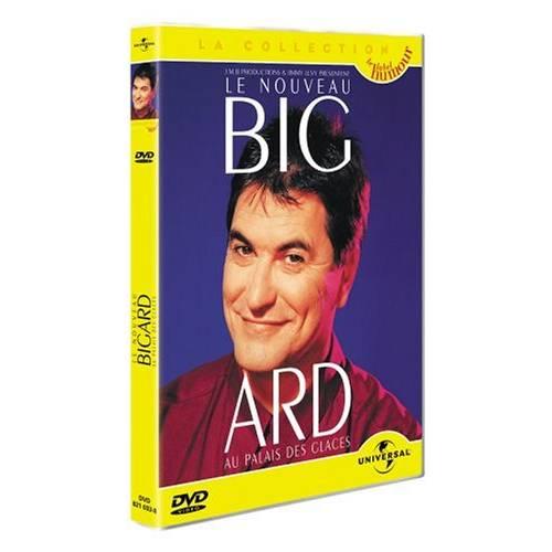 DVD - Le nouveau Bigard au Palais des Glaces (1992)
