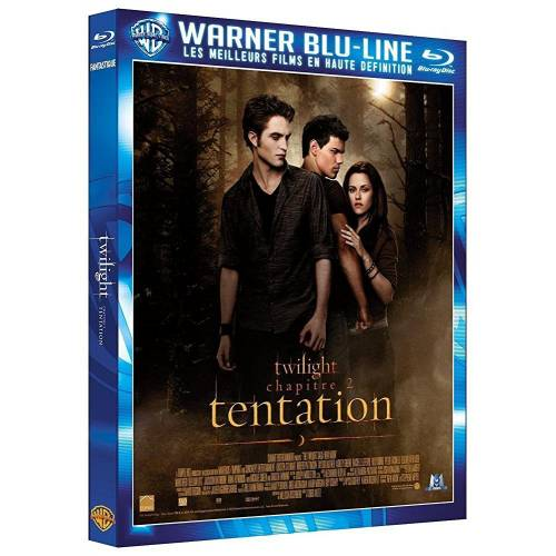 Blu-ray - Twilight - chapitre 2 : Tentation