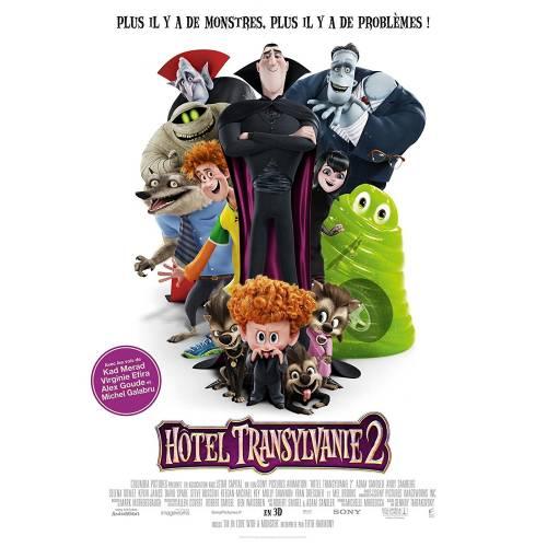 DVD - Hotel Transsylvanie 2