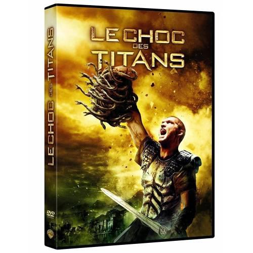 DVD - Le Choc des Titans