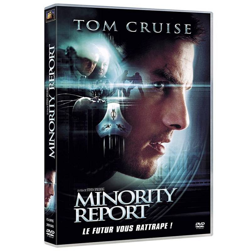 DVD - Minority Report [Édition Single]