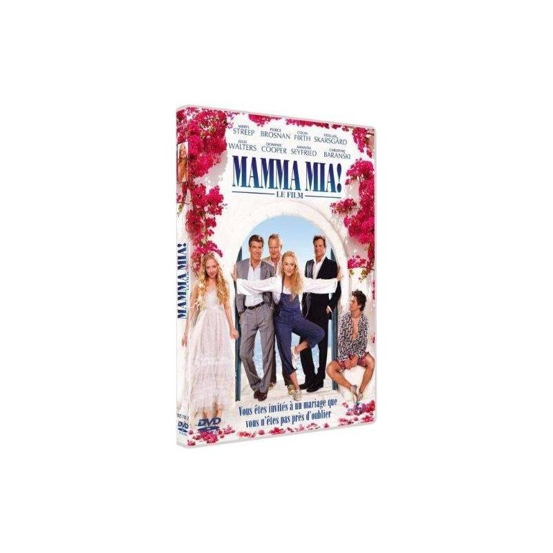 DVD - Mamma Mia !