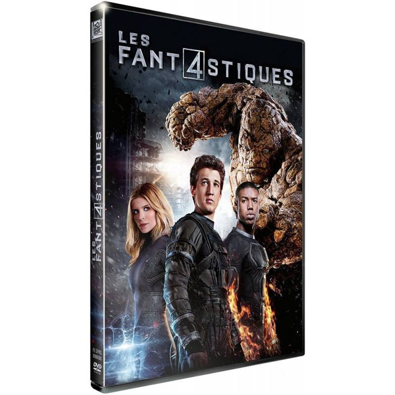 DVD - Les 4 Fantastiques [DVD + Digital HD]