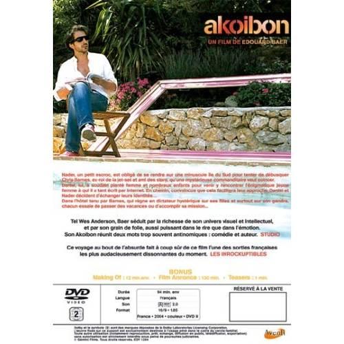 DVD - Akoibon