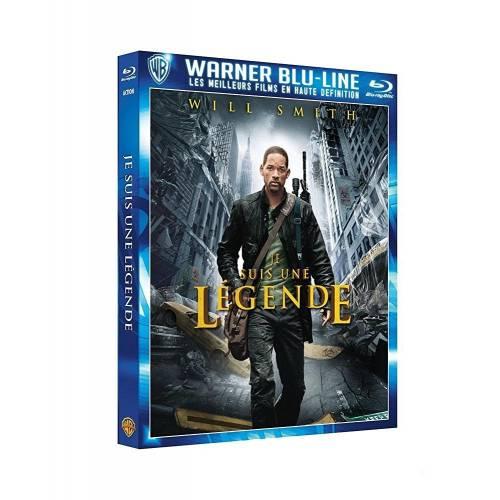 Blu-ray - Je suis une légende