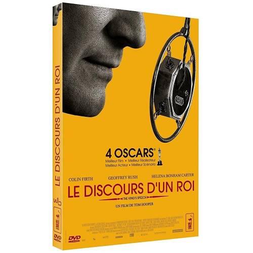 DVD - Le Discours d'un Roi (Edition prestige)