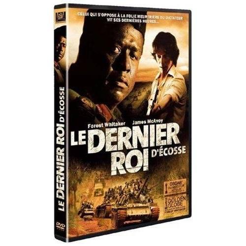 DVD - Le dernier roi d'Ecosse