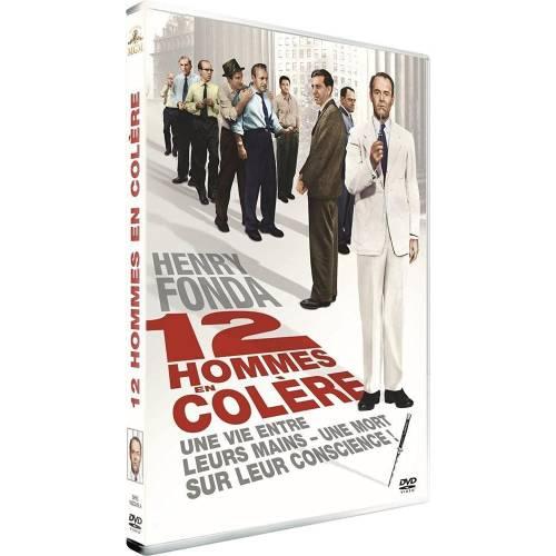 DVD - 12 Hommes en colère