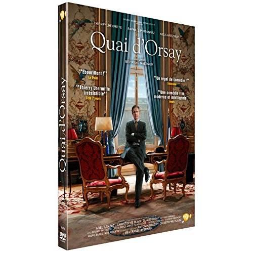DVD - Quai d'Orsay
