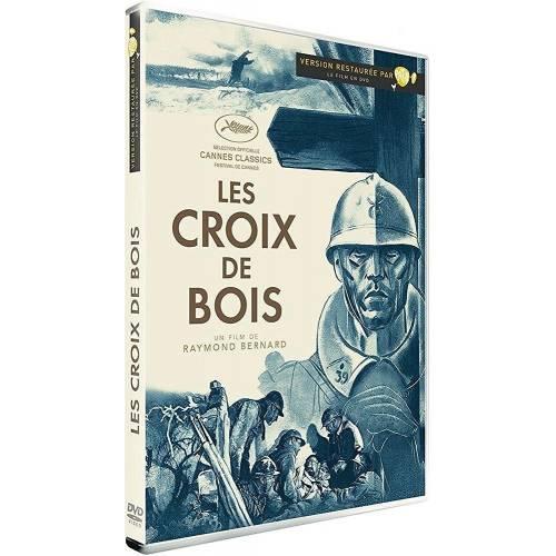 DVD - Les Croix de bois