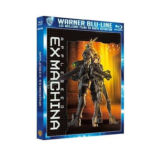Blu-ray - Appleseed Ex Machina