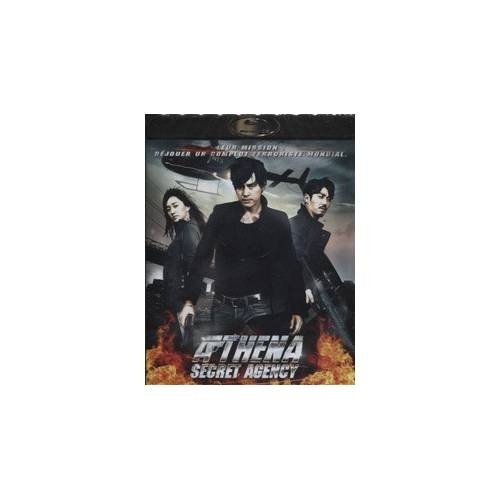 Blu-ray - ATHENA, SECRET AGENCY