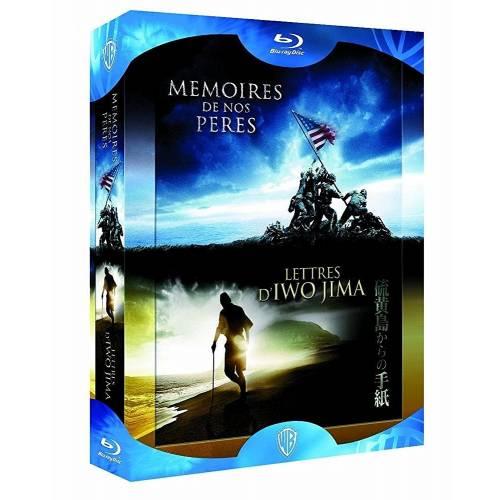 Blu-ray - Mémoires de nos pères et Lettres d'Iwo Jima