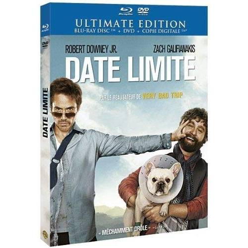 Date limite [Combo Blu-ray et DVD et Copie digitale]
