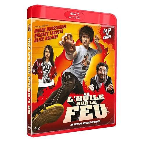 Blu-ray - De L'Huile Sur Le Feu