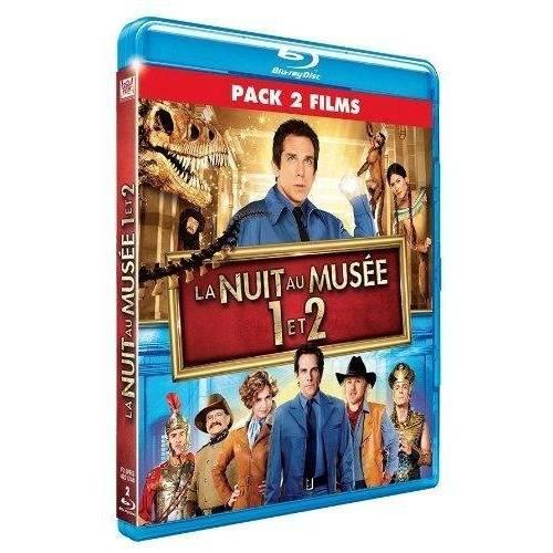 Blu-ray - La Nuit au musée 1 & 2