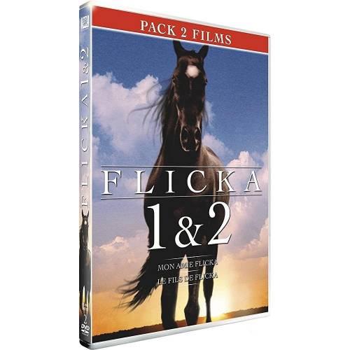 DVD - Flicka classique 1 et 2 : Mon amie Flicka et Le fils de Flicka [Pack 2 films]