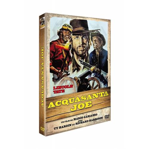 DVD - Acquasanta Joe