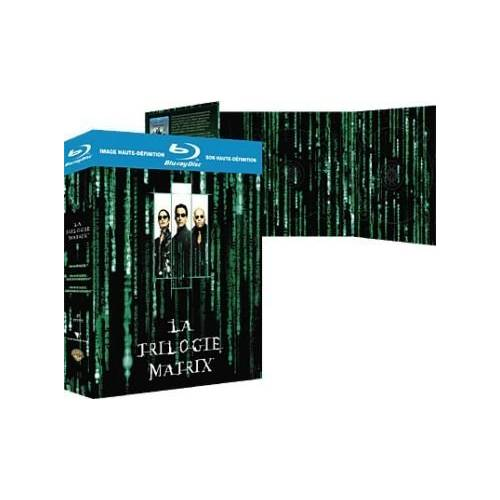 Blu-ray - Matrix - La trilogie