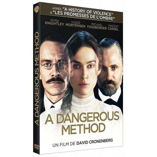 DVD - A Dangerous Method