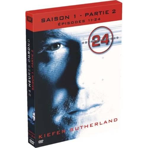 DVD - 24 heures chrono - Saison 1B
