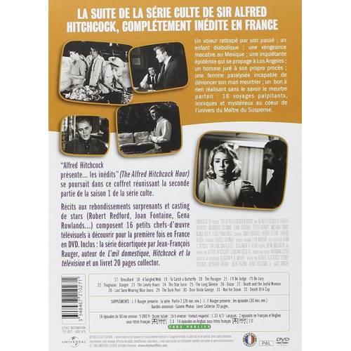 DVD - Alfred Hitchcock présente - Les inédits - Saison 1, vol. 2, épisodes 17 à 32