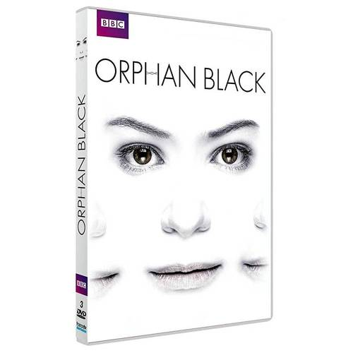DVD - ORPHAN BLACK saison 1